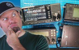 IC-705 vs KX3 vs X5105 vs G90 – QRP Ham Radio Comparison