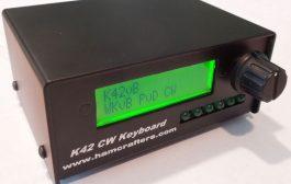 K42C CW Keyboard/Reader Kit