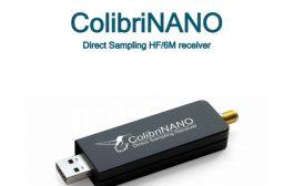 ColibriNANO Direct Sampling HF/6M receiver [ User Manual ]