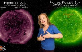 Solar Storm Graze & Red Planet Rendezvous