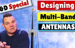 How I designed the Nebula eXtreme Multiband 18m DX Commander Antenna
