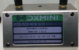DXMini Pi-Star Hotspot for Amateur Radio