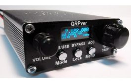 QRPver-1 v.3 ONE band QRP transceiver