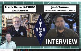 ARRL Interview Explains Background of Ham Radio in Space Film Short