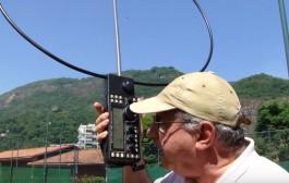 Handheld HF System – Elecraft KX3 and a AlexLoop Antenna – Antenna Description