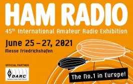 Ham Radio in Friedrichshafen, Germany, Tentatively on for 2021