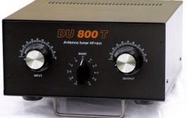 DU800 – HA8DU Manual Tuners HF+6m