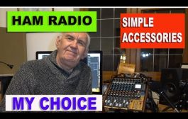 Ham Radio Simple Accessories for Newcomers