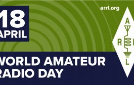 World Amateur Radio Day (WARD) 2021 is Sunday, April 18