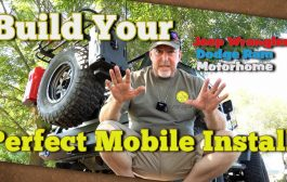 Mobile Ham Radio Installations : From Jeep Wrangler To Motorhome