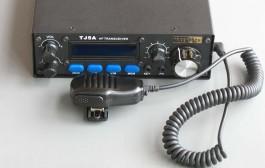TJ5A HF 20W SSB CW Transceiver Kit and assembled