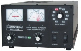 Ameritron ALS-1306  AMPLIFIER, HF+6M, SOLID STATE, 1200 W PEP, 220 VAC