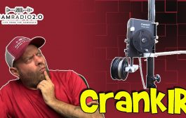CrankIR from SteppIR – Portable Ham Radio Antenna