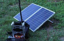 Solar charge controller, PWRgate and distribution block KI0BK