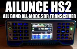 Ailunce HS2 All Band All Mode SDR Transceiver – First Look [ VIDEO ]