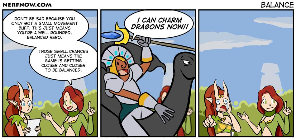 Nerf NOW Balance