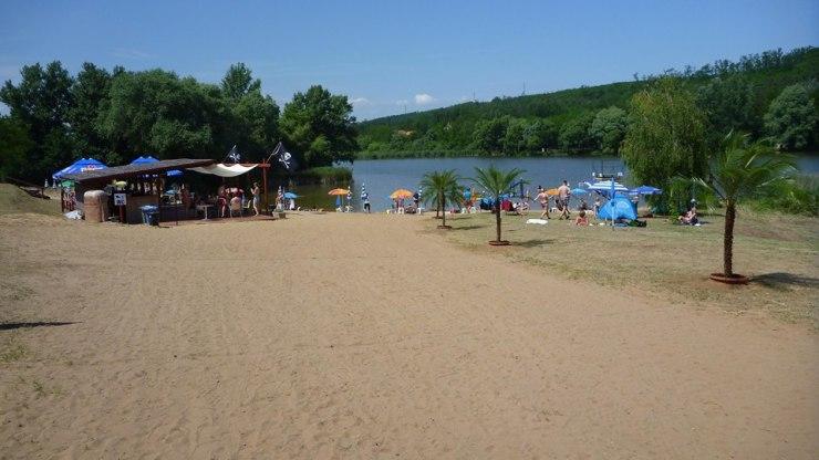 Top 5 vidéki strand