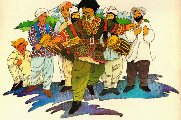 Afganistano muzikos afiša