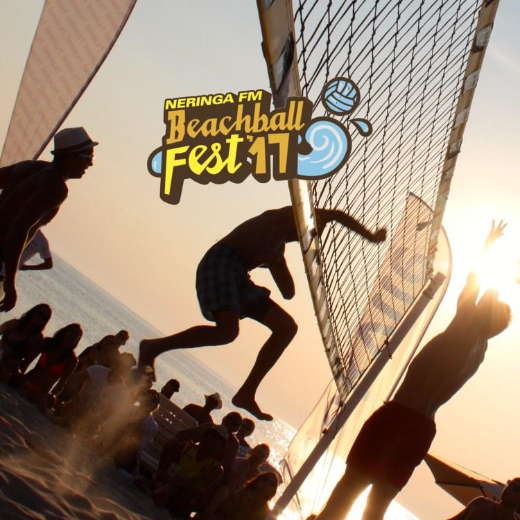 Beachball FEST 17