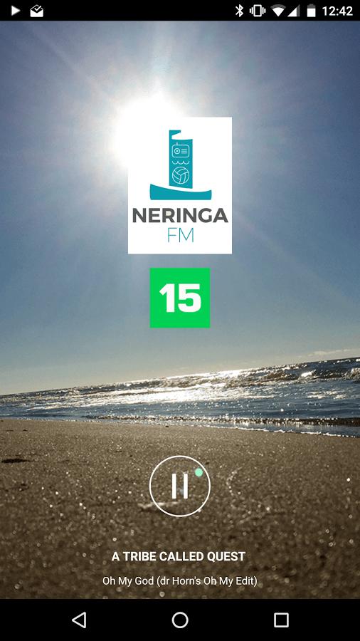 GROTUVAS NERINGA FM