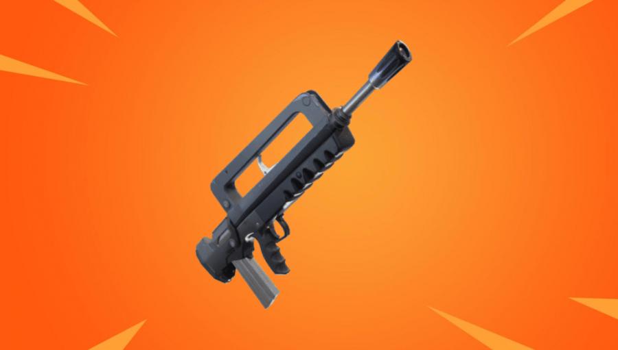 Encuesta: ¿Cuál es tu arma nivelada favorita de Fortnite?