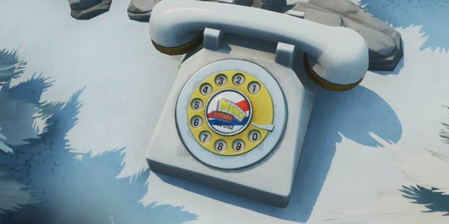Cómo completar el desafío telefónico de Fortnite Semana 8 Temporada 8