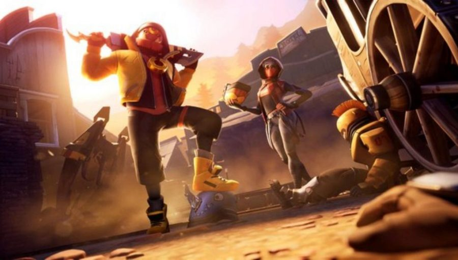 Dónde encontrar Fortnite Temporada 10 'Shootout at Sundown' Ubicación oculta de Battle Star