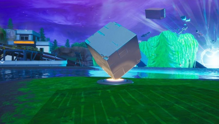 Dónde encontrar todos los memoriales del Cubo en Fortnite Battle Royale Temporada 10
