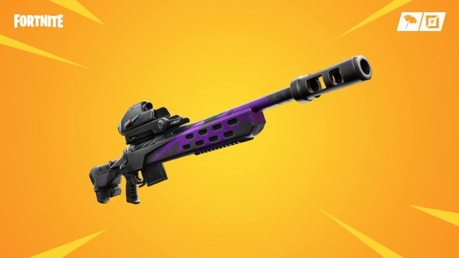 Rifle de francotirador del explorador de la tormenta