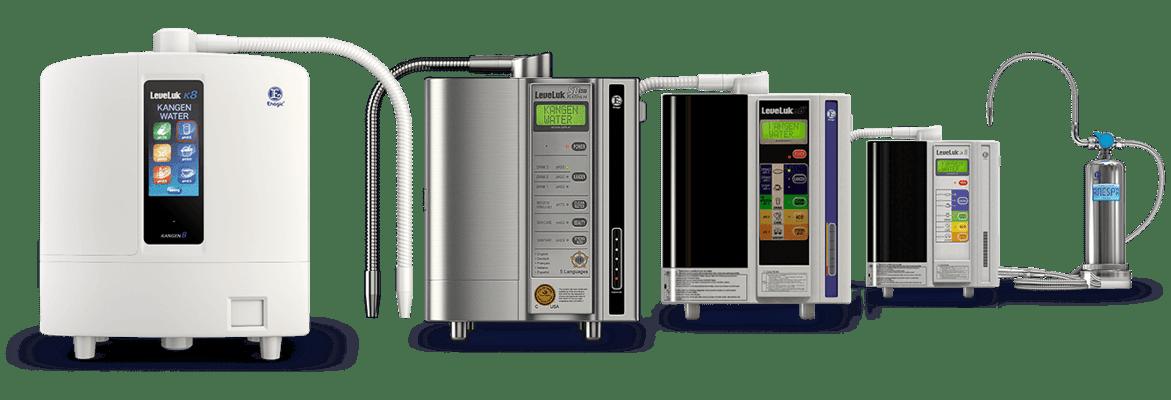 Συσκευεσ για αλκαλικο νερο Enagic, leveluk