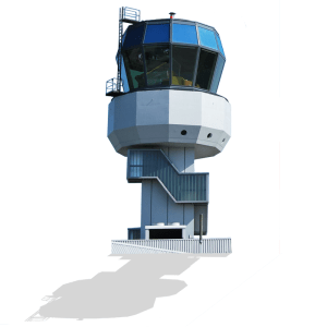 Airport Control Tower Heerle