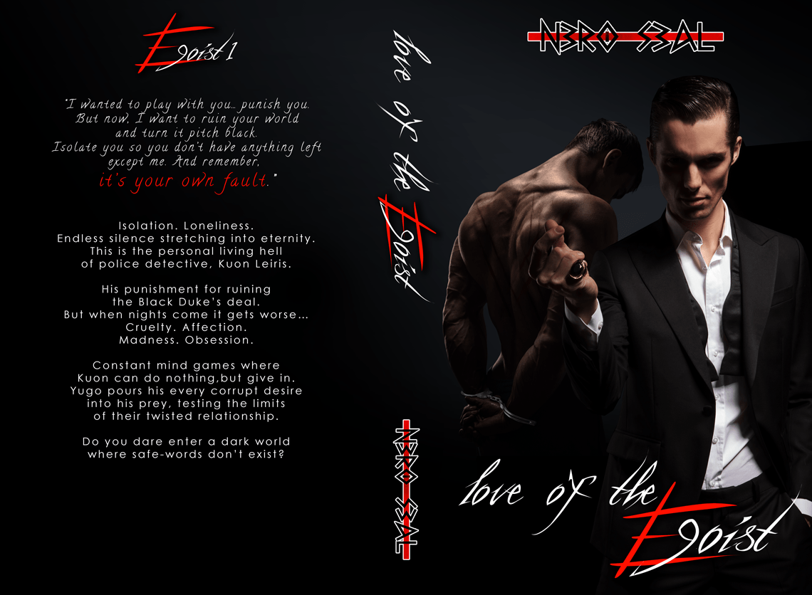 Love of the Egoist - paperback cover
