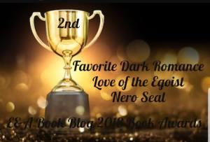Favorite Dark romance 2018