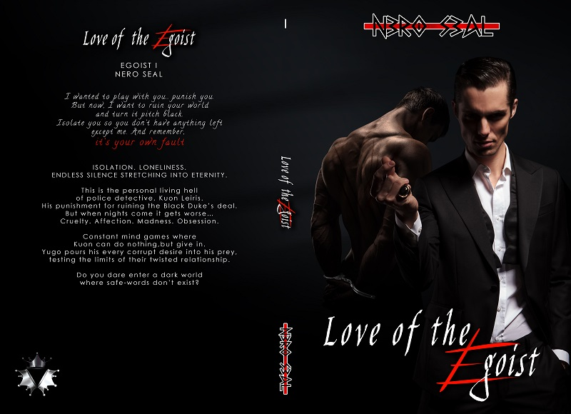 Love of the Egoist by Nero Seal - Paperback cover