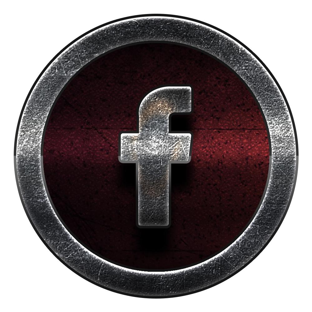 Facebook social icon Nero Seal