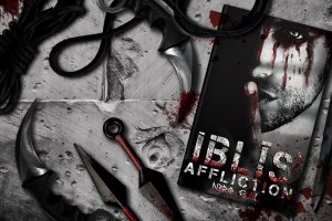 Iblis' Affliction - Cover reveal banner