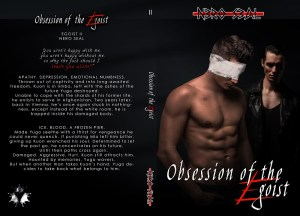 Obsession of the Egoist by Nero Seal - Paperback cover