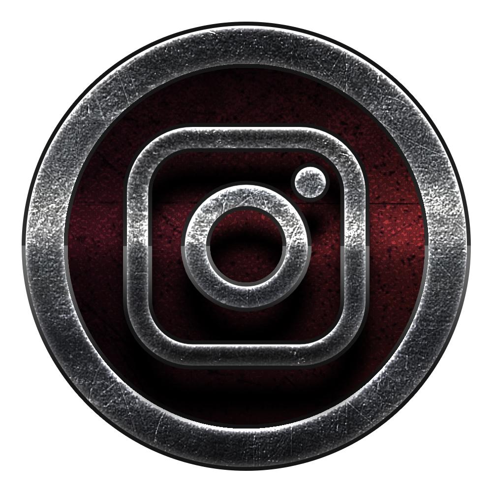 instagram social icon Nero Seal