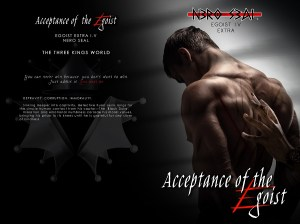 Acceptance of the Egoist Paperback cover