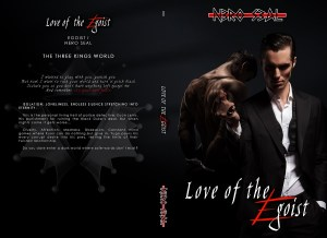 Love of the Egoist Paperback cover