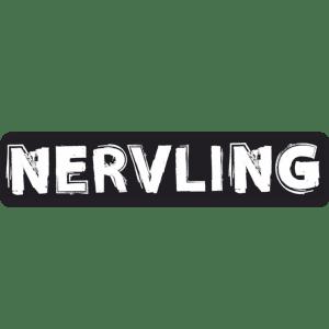 Sticker NERVLING s/w
