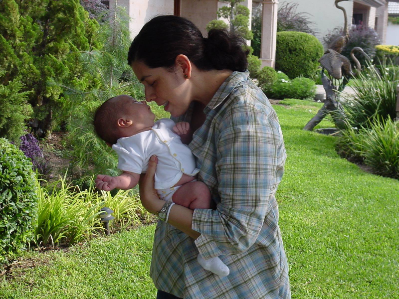 nace una madre 2 lactancia