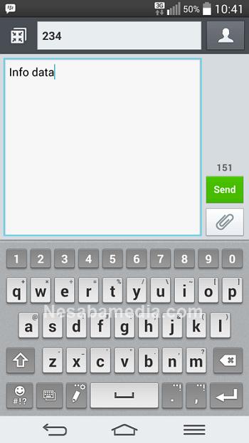 cara cek kuota 3 lewat sms