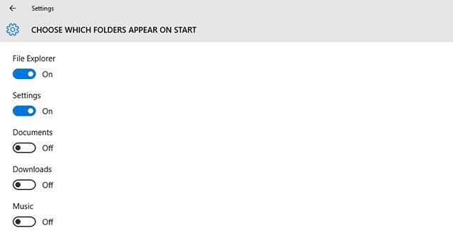 cara kustomisasi start screen