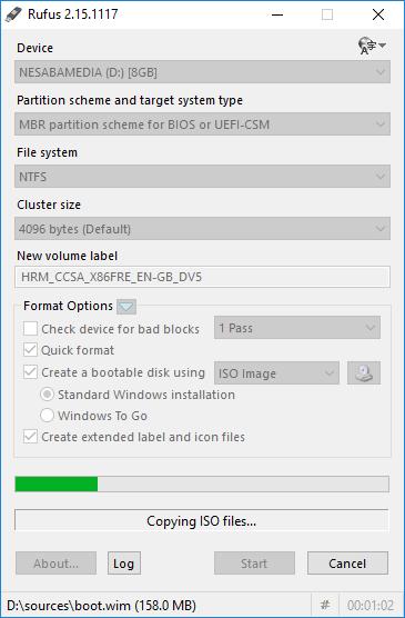 cara menginstall windows 8 dengan flashdisk