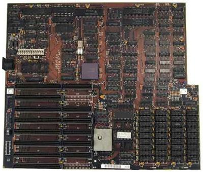 fungsi motherboard