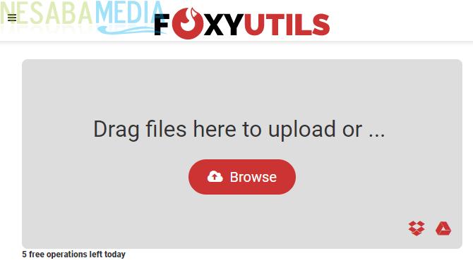 Foxy Utils