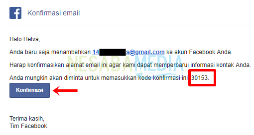Step 7 - open email then confirm