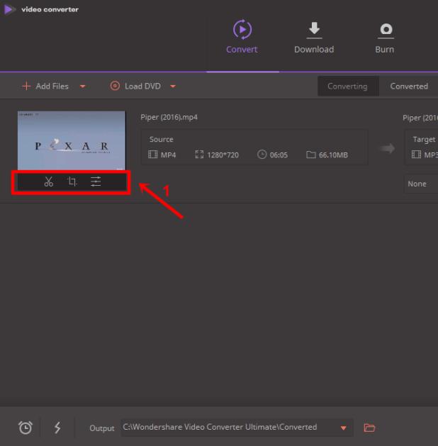 Step 7 - edit