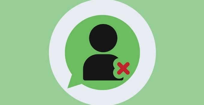 cara menghapus kontak whatsapp